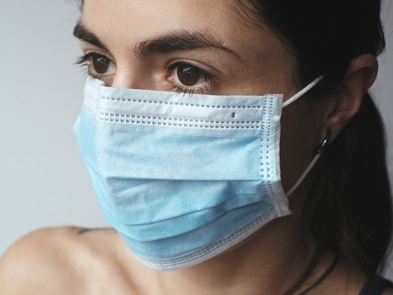 COVID-19 surgical mask