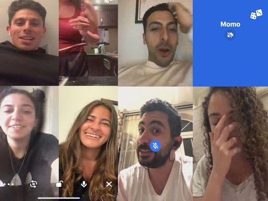 Video Chat with friends