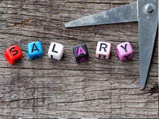 salary cut lead