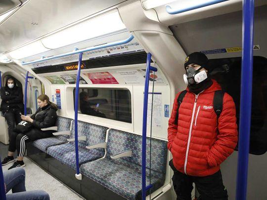 uk subway coronavirus