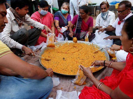 India Gujarat coronavirus