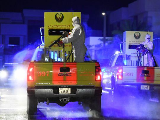 UAE's sterilisation drive