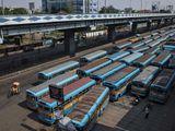 India buses lockdown