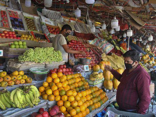 India vegetables lockdown