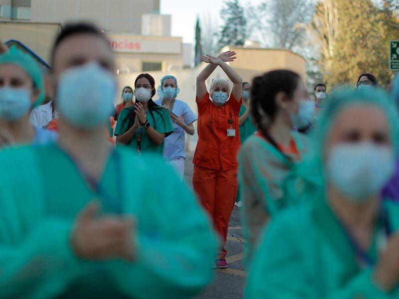Spain doctors