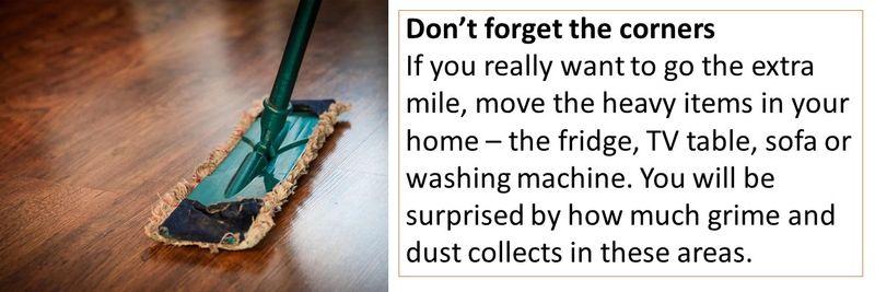 home hygiene