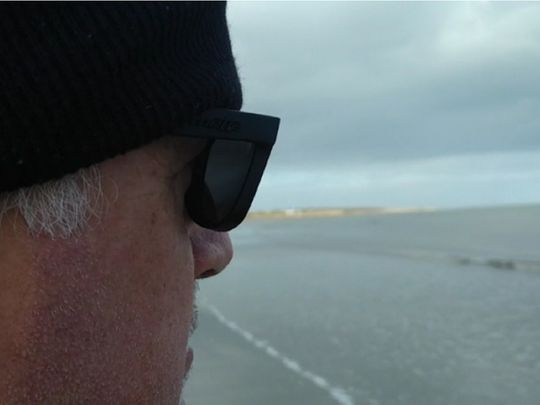 mick by the sea