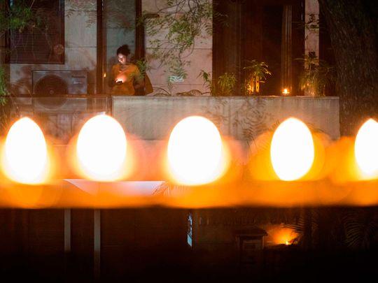 India candle