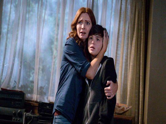 Logan Williams in Supernatural