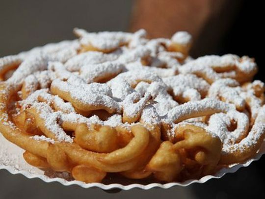 Tennessee Funnel Cake