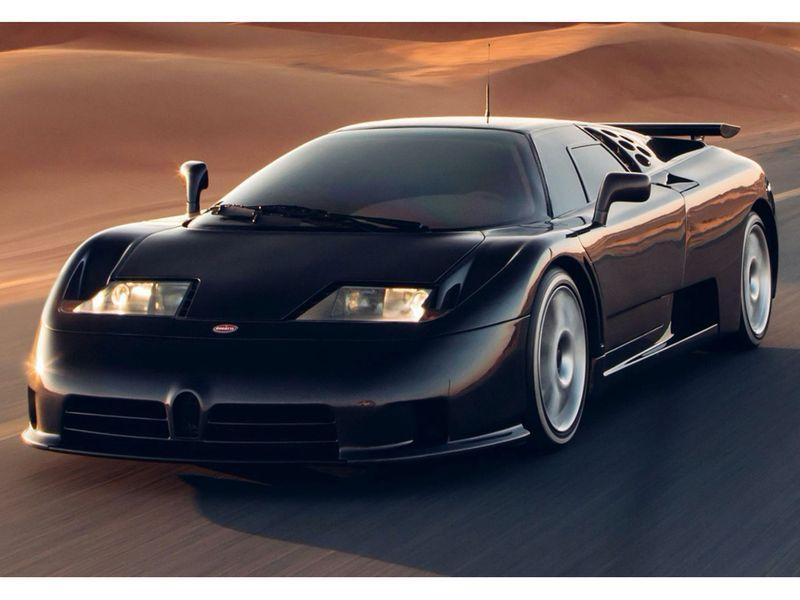 Auto Bugatti