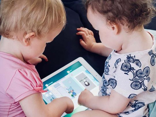 Managing your child's screen-time
