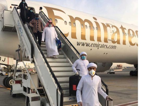 UAE residents