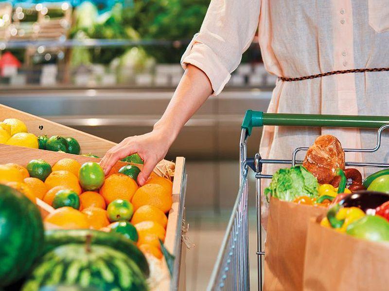BC Organic food shop