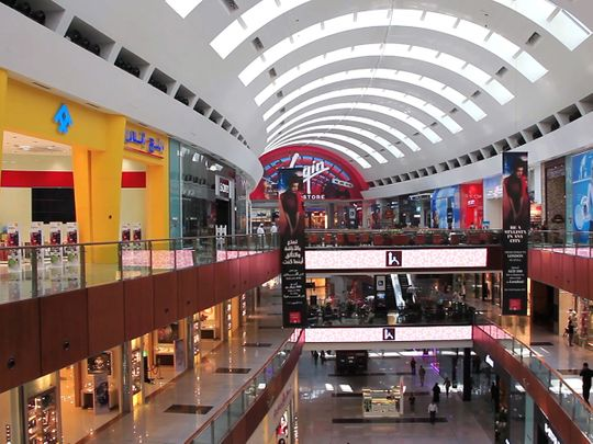 Dubai: Malls partially reopen with COVID-19 precautions in place