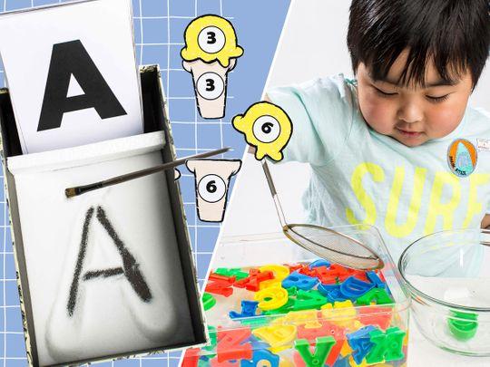 DIY educational crafts