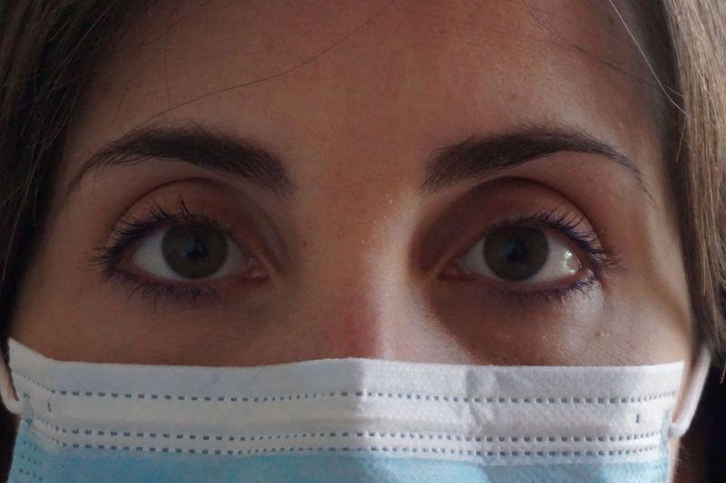 Iitalian doctor Cecilia Bartalena