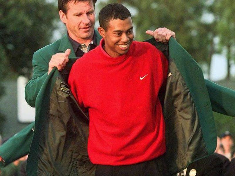 Tiger Woods 1997