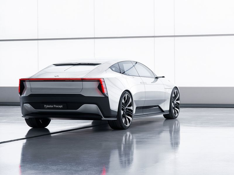 This car from Polestar has a vegan interior | Auto-news – Gulf News