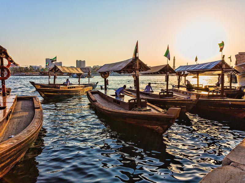 BC Dubai Abra