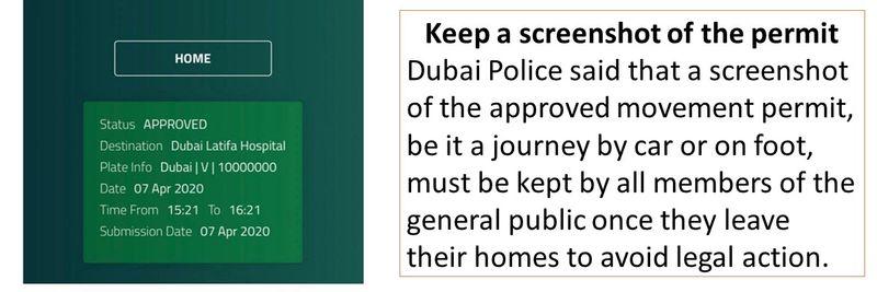 Dubai move permit 15 new