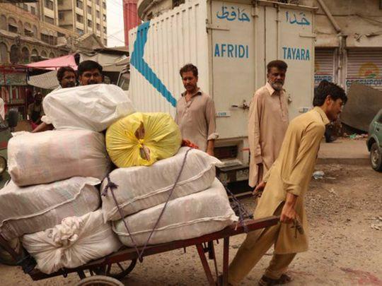 Pakistani labour