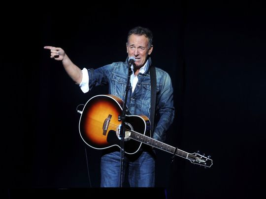 Bruce Springsteen, Andrea Bocelli take music to their fans