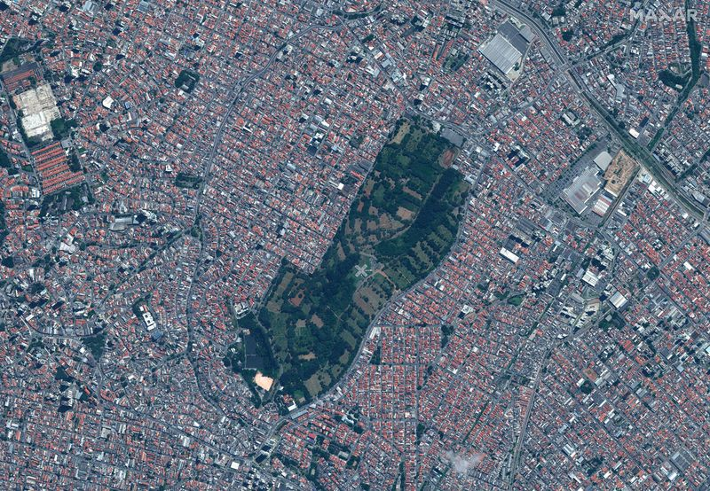 Vila Formosa cemetery