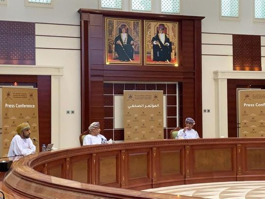 Oman announces 284 new coronavirus cases