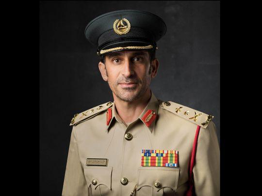 Lt General Abdullah Khalifa Al Merri