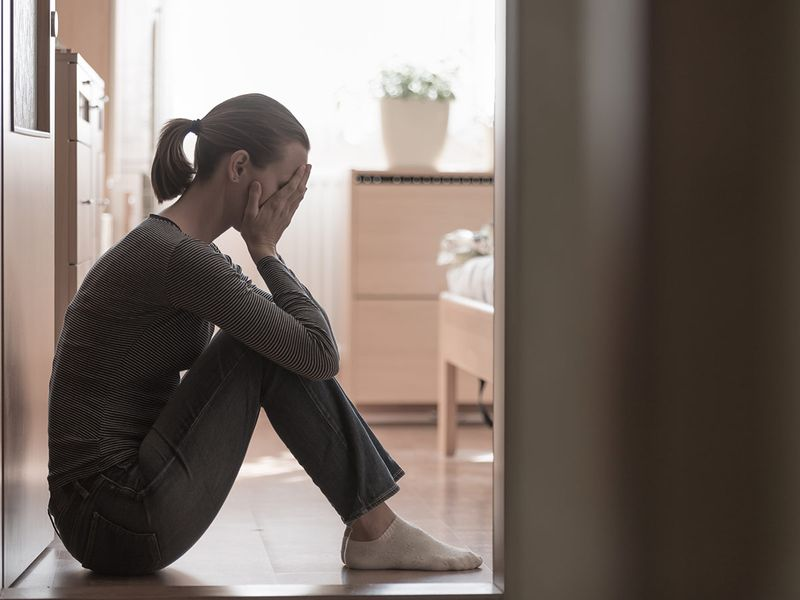 Many parents are dealing with mental health issues