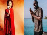 Pink and Idris Elba
