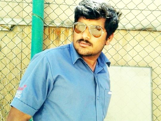 Rakesh B. Kitturmath