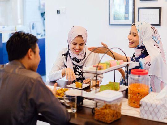 Ramadan during coronavirus