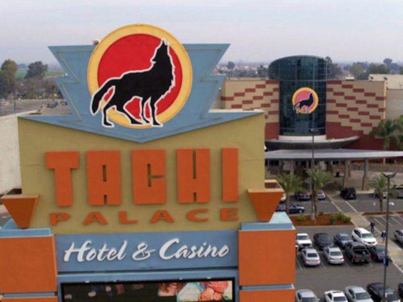 The Tachi Palace Hotel and Casino