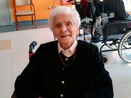 Virus_Outbreak_Italy_Centenarian_Survivor_07967