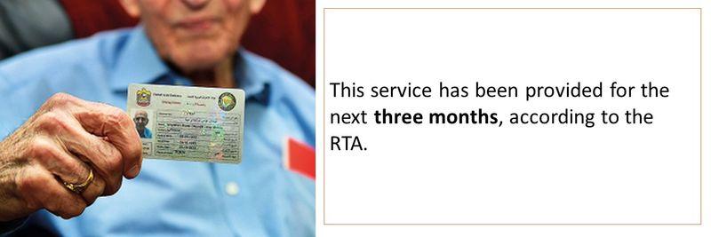Coronavirus No Eye Test Required To Renew Your Driving Licence In Dubai Living Transport Gulf News