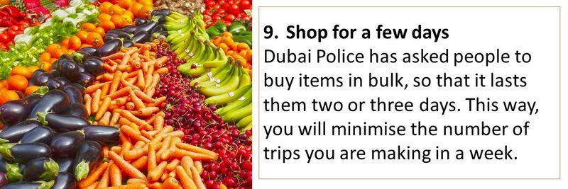 grocery shopping corona 11-20
