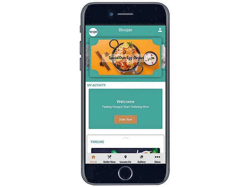 Bhoujan_mobile app
