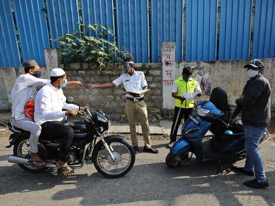 India Bangalore lockdown