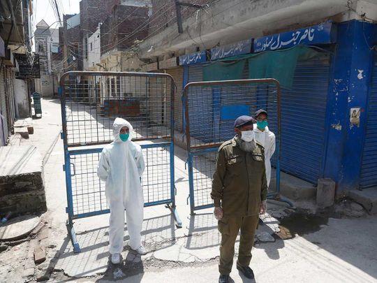 Pakistan coronavirus lahore