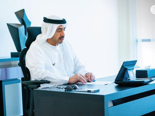 Sheikh Abdullah bin Zayed Al Nahyan