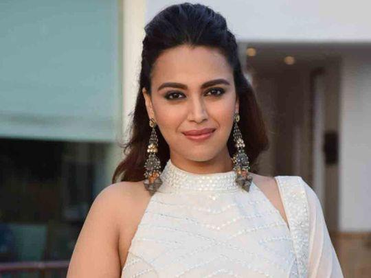 Swara Bhaskar has fun celebrating 'lockdown birthday' | Bollywood ...