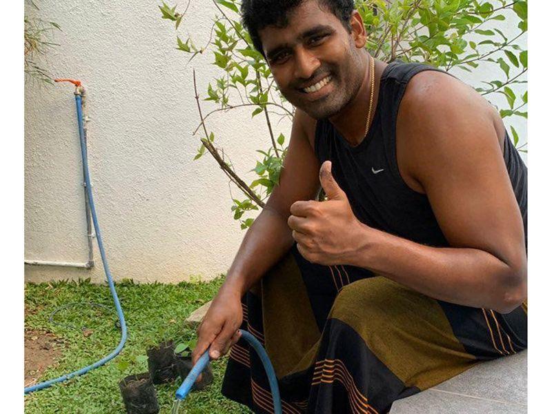 Thisara Perera is one Sri Lanka cricketer who is taking part