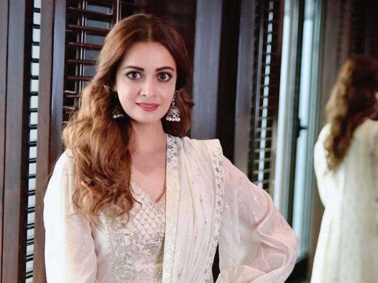 Image result for DIA MIRZA BRIDAL LOOK