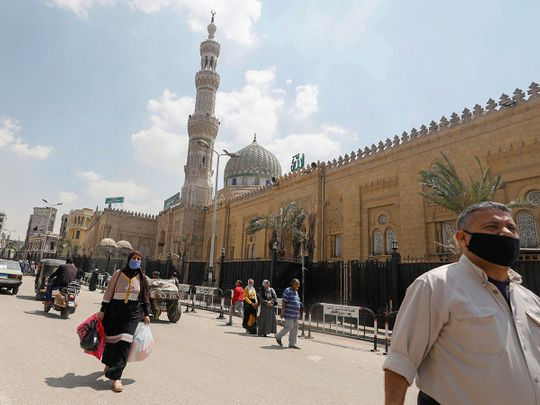 Egypt: Ramadan get-togethers blamed for spike in COVID-19 cases