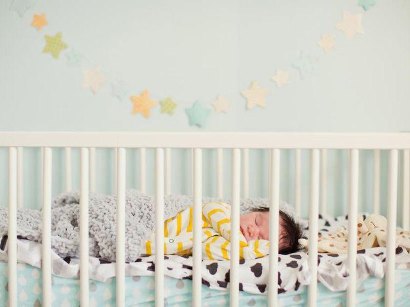 BC Baby sleep crib