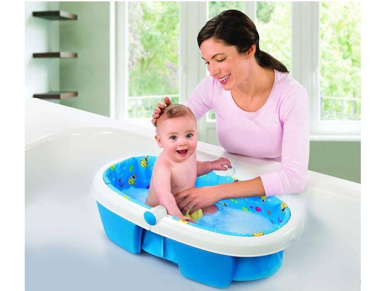 BC Newborn-to-toddler fold away baby bath