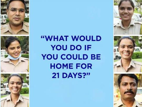Mumbai Police video goes viral, many celebrities shared the clip on twitter