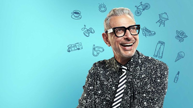 The World According to Jedff Goldblum